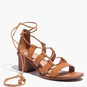 Madewell Daniela heeled sandals